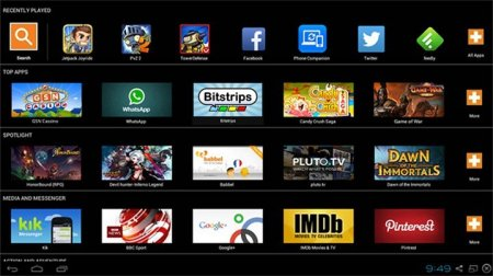 Bluestacks for tablet